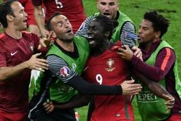 ادر: گلی که در فینال یورو 2016 به ثمر رساندم را با یک دوران حرفه ای بهتر عوض نخواهم کرد