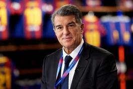 رئیس بارسلونا
