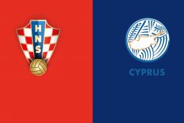 رسمی؛ ترکیب تیم های کرواسی و قبرس