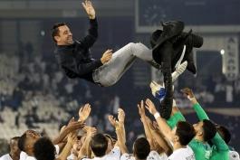 السد با هدایت ژاوی قهرمان لیگ ستارگان قطر شد؛ ششمین جام در 18 ماه اخیر!