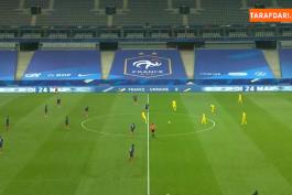 خلاصه بازی فرانسه 1-1 اوکراین (مقدماتی جام جهانی 2022)