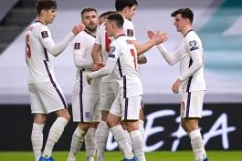 آلبانی 0-2 انگلیس؛ دومین پیروزی متوالی سه شیرها در راه صعود به جام جهانی