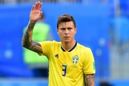ویکتور لیندلوف به دلایل شخصی اردوی تیم ملی سوئد را ترک کرده است