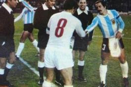 به مناسبت چهل و چهارمین سالروز دیدار بزرگ ایران و آرژانتین در مادرید