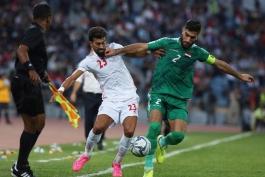اعلام رسمی میزبانی عراق از بازی های گروه ایران
