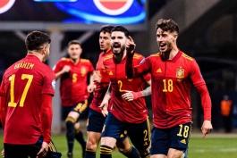 تیم ملی زیر 21 سال اسپانیا