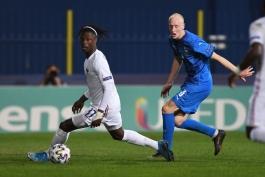 یورو زیر 21 سال؛ ایسلند 0-2 فرانسه