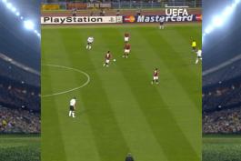 گل روز باشگاه منچستریونایتد - کریستیانو رونالدو به رم (2008) / ویدیو