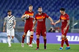 آاس رم / جالوروسی / Manchester United / AS Roma