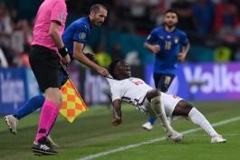 ایتالیا / انگلیس / یورو ۲۰۲۰ / EURO 2020 / Italy / England