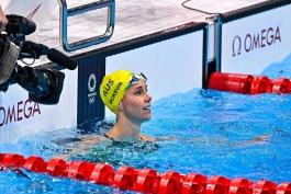 استرالیا / شنا / Olympic / Tokyo 2020