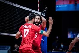 والیبال ایران