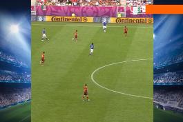 عملکرد آندره آ پیرلو در یورو 2012 / فیلم