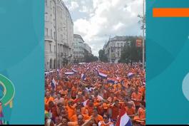 هلند / جمهوری چک