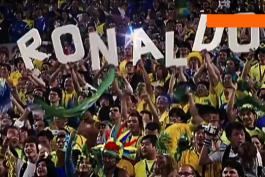 نگاهی به سالهای حضور رونالدو در تیم ملی برزیل / فیلم