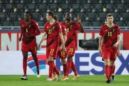 رسمی؛ ترکیب تیم های بلژیک و یونان