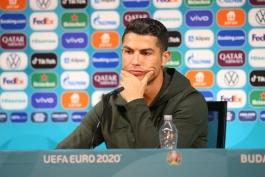 رونالدو و یووه، حرف از خداحافظی است | روزنامه های ورزشی اروپا؛ سه شنبه 15 ژوئن 2021