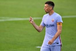 بارسلونا / کاپیتان بارسلونا
