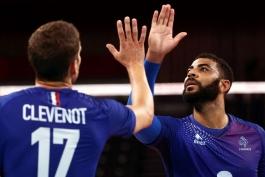 والیبال / فرانسه