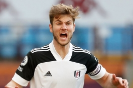 لیون/فولام/مدافع دانمارکی/Lyon/Fulham/Danish defender
