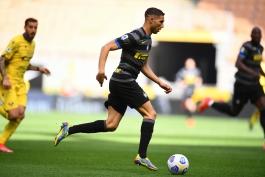 اینتر/وینگ بک مراکشی/Inter/Morocco wing back