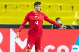 شالکه/مدافع تیم ملی ترکیه/Turkish international defender/schalke