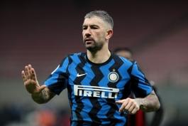 اینتر/مدافع صرب/Inter/Serbian defender