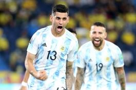 آتالانتا/مدافع آرژانتینی/Atalanta/Argentina defender