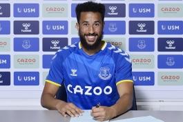 اورتون/وینگر انگلیسی/ Everton/English winger