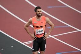 المپیک / دوی 100 متر