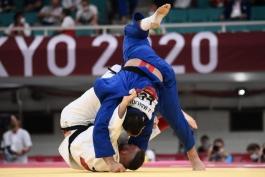 المپیک توکیو / جودو