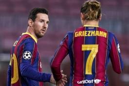 بارسلونا / آرژانتین / فرانسه