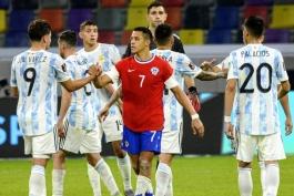 الکسیس سانچز مرحله گروهی کوپا آمریکا 2021 را از دست داد