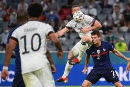 رابین گوزنس در خطر محرومیت از همراهی تیم ملی آلمان