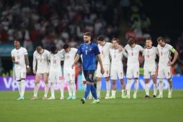 ایتالیا / انگلیس / فینال یورو 2020