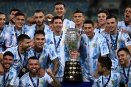 آرژانتین / کوپا آمریکا