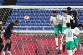 روز دوم فوتبال مردان المپیک توکیو | توقف برزیل و پیروزی دشوار سایر مدعیان