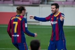 مهاجمان بارسلونا