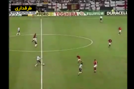 پلی به گذشته - پیروزی 1-0 انگلیس مقابل آرژانتین در دور گروهی جام جهانی (2002/6/7) / فیلم