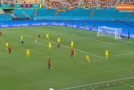 خلاصه HD بازی اسپانیا 0-0 سوئد (یورو 2020)