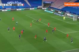 خلاصه بازی فرانسه 3-0 ولز (دیدار دوستانه ملی - 2021)