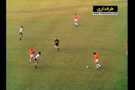 پیروزی 4-0 هلند مقابل آرژانتین در دور دوم مرحله گروهی جام جهانی (1974/6/26) / فیلم