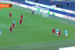 خلاصه بازی آاس رم 3-0 ترابزون سپور (پلی آف لیگ کنفرانس اروپا - 2021/22)