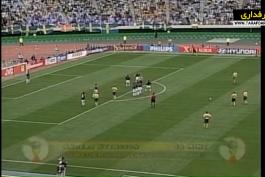 تساوی 1-1 آرژانتین مقابل سوئد و حذف در دور گروهی جام جهانی (2002/6/13) / فیلم
