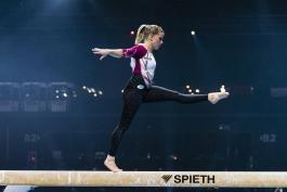 هندبال زنان - ژیمناستیک در المپیک
