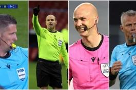 بهترین داوران تاریخ فوتبال