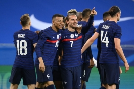 فرانسه 3-0 ولز؛ خیال راحت فرانسه از خط حمله آتشین خود