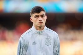 هافبک تیم ملی اسپانیا