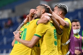 برزیل - مصر