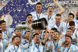 رسمی؛ تیم منتخب کوپا آمریکا 2021 اعلام شد
